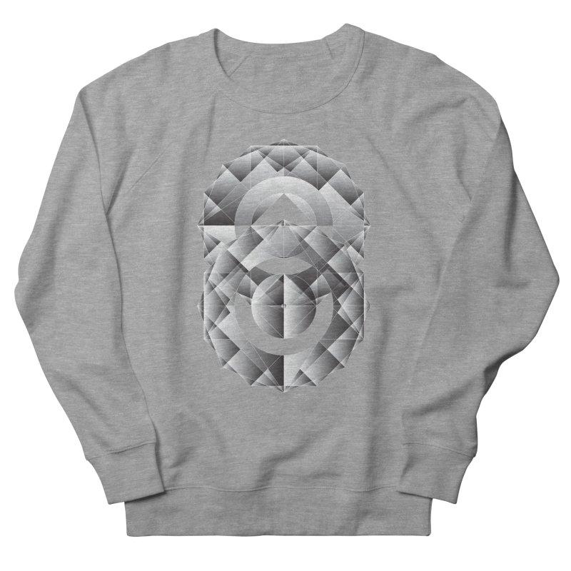 Geometric Perfection Women's Sweatshirt by ruifaria's Artist Shop