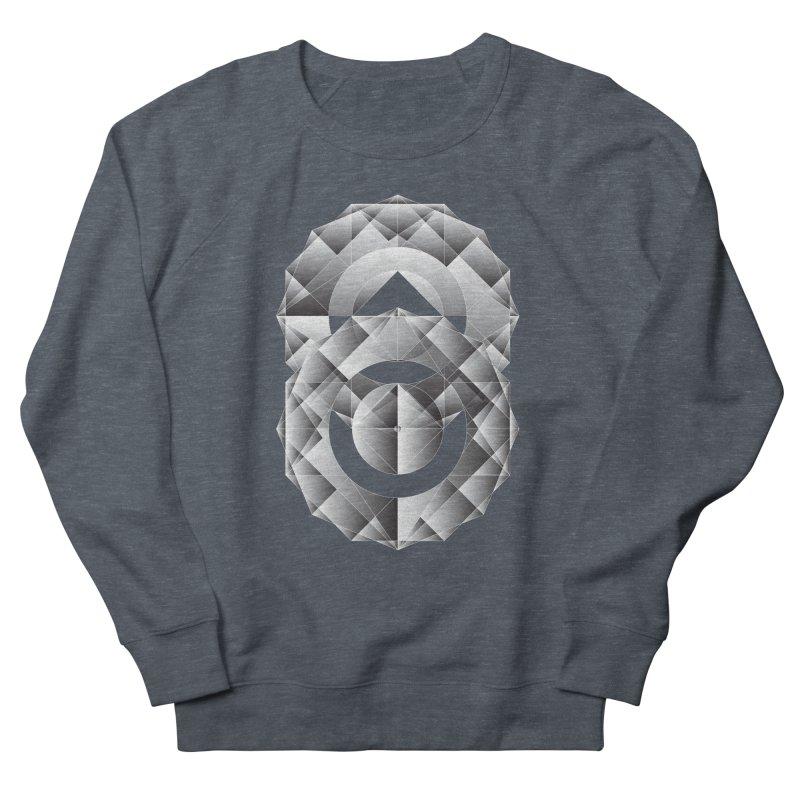 Geometric Perfection Men's Sweatshirt by ruifaria's Artist Shop