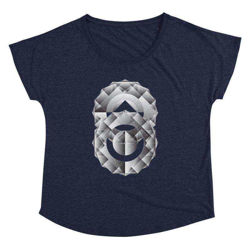 Geometric Perfection Women's Dolman by ruifaria's Artist Shop