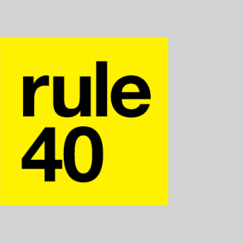 rule40's Artist Shop Logo