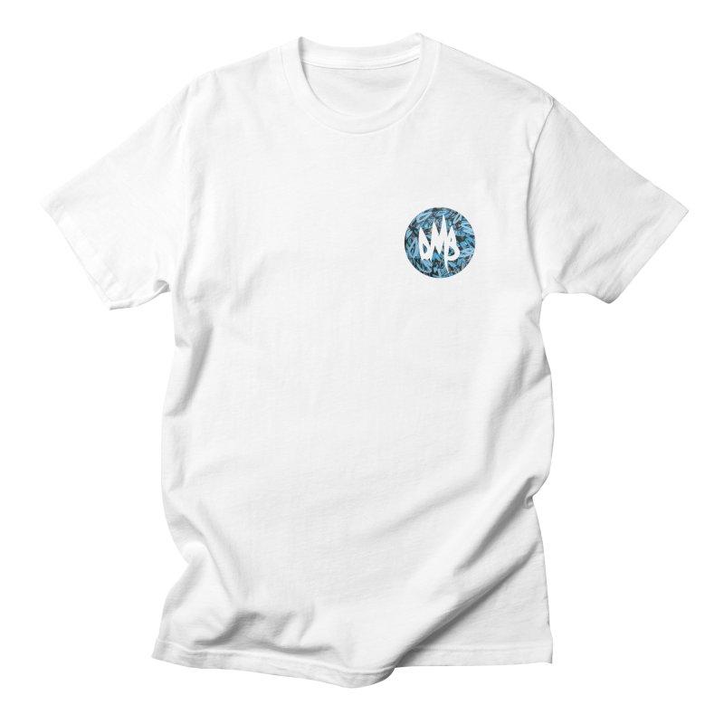 DMB - Camo Men's T-Shirt by RunDMB's Artist Shop