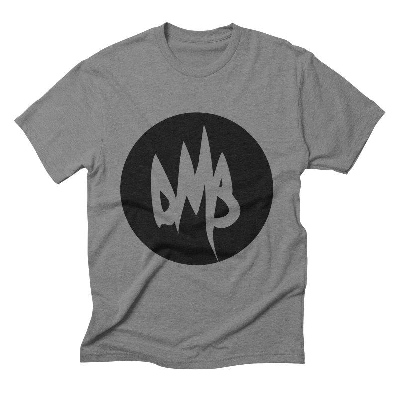 DMB Black Men's Triblend T-shirt by RunDMB's Artist Shop
