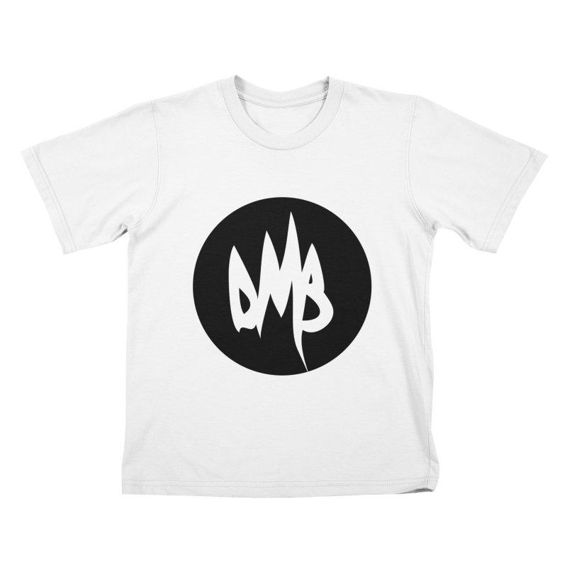 DMB Black Kids T-Shirt by RunDMB's Artist Shop