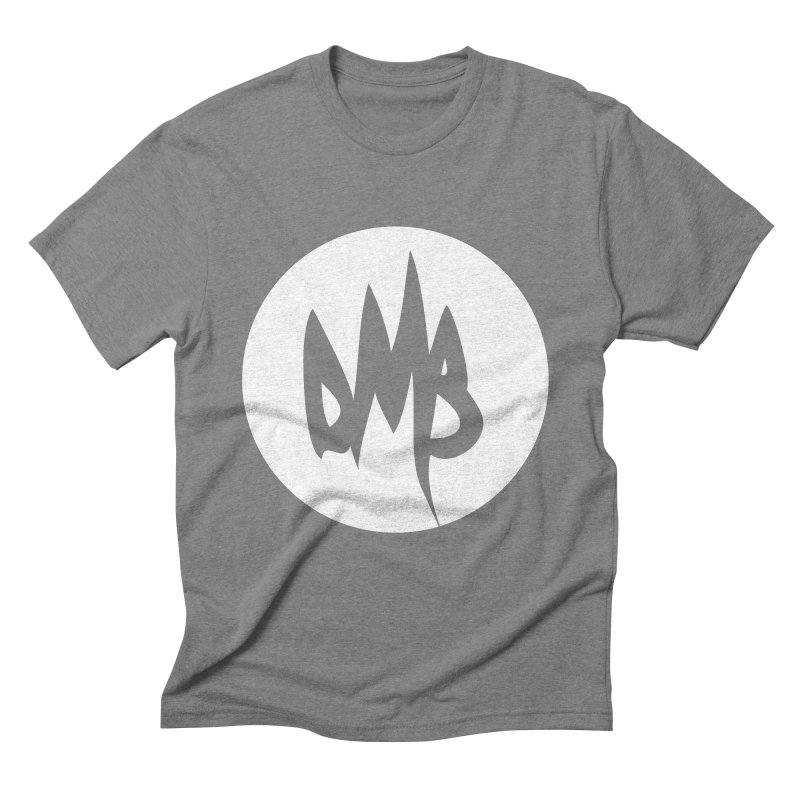 DMB White Men's Triblend T-shirt by RunDMB's Artist Shop