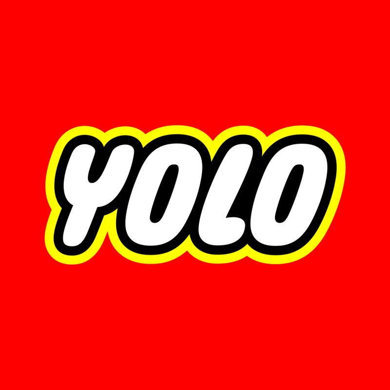 YOLO Kids T-Shirt by runeer's Artist Shop