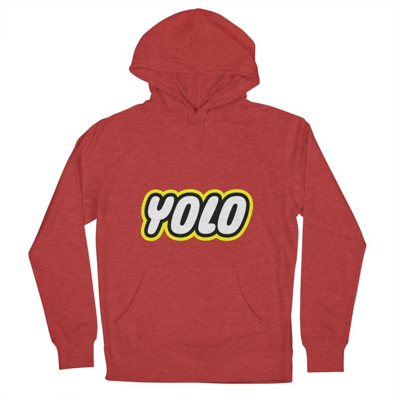 YOLO Women's Pullover Hoody by runeer's Artist Shop