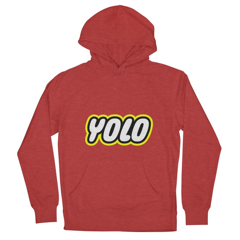 YOLO Men's Pullover Hoody by runeer's Artist Shop