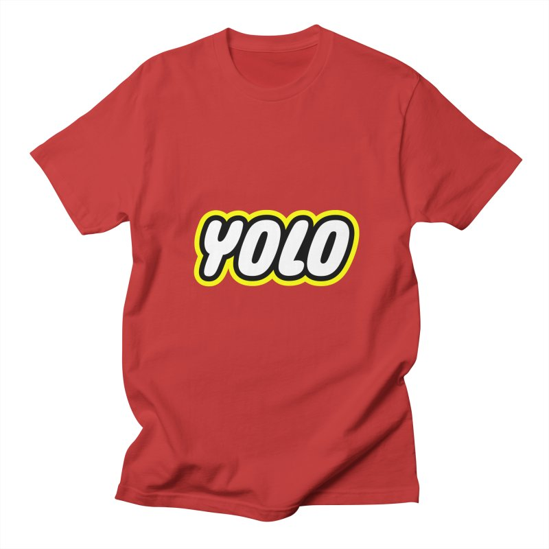 YOLO Women's Unisex T-Shirt by runeer's Artist Shop