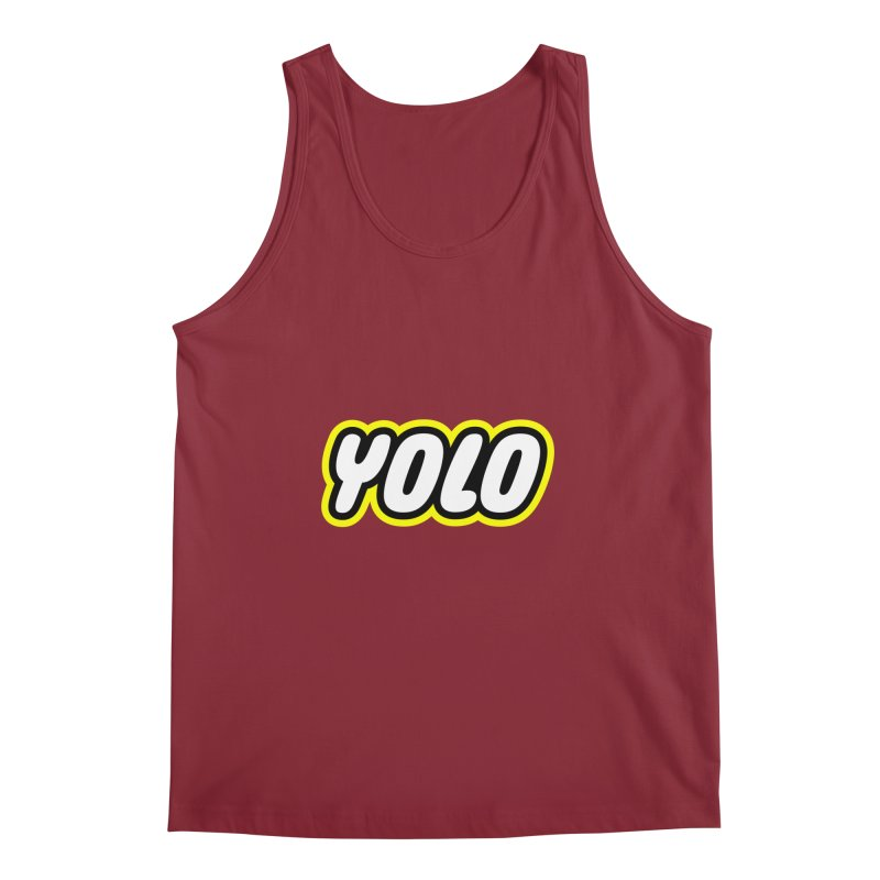 YOLO Men's Tank by runeer's Artist Shop