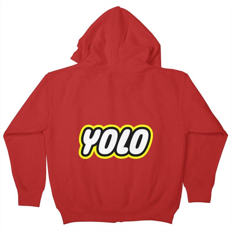 YOLO   by runeer's Artist Shop