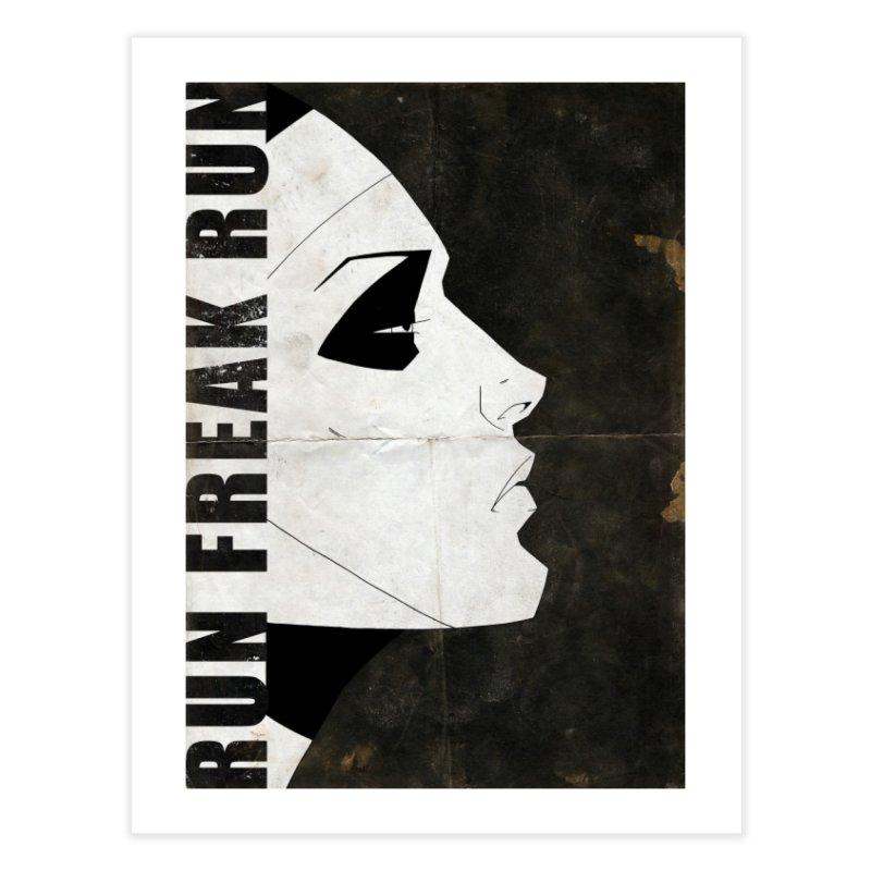 Two - Black Home  by Run Freak Run shop