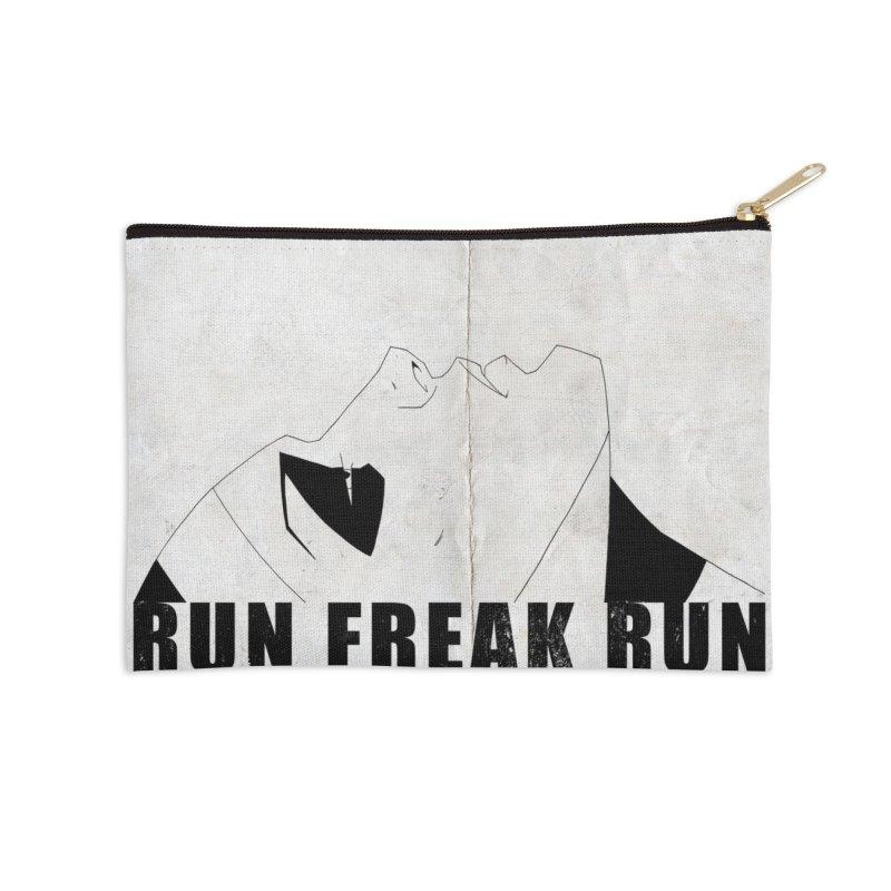 Two - White Accessories  by Run Freak Run shop