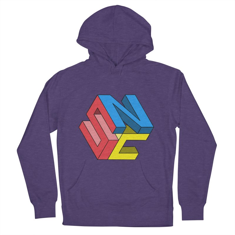Nintendo Switch Craft 3D Logo Women's French Terry Pullover Hoody by runjumpstomp's Artist Shop
