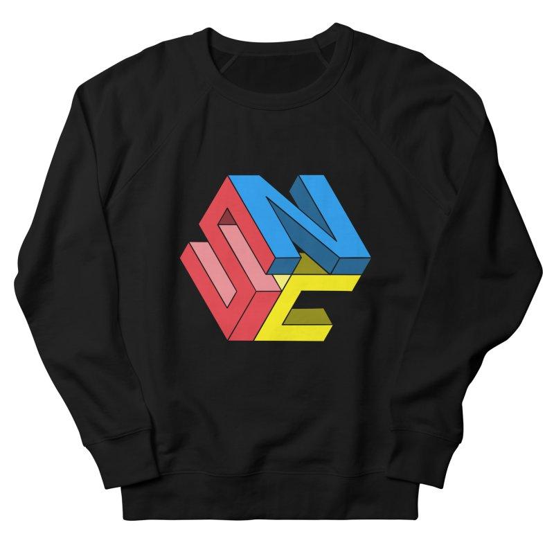 Nintendo Switch Craft 3D Logo Men's French Terry Sweatshirt by runjumpstomp's Artist Shop