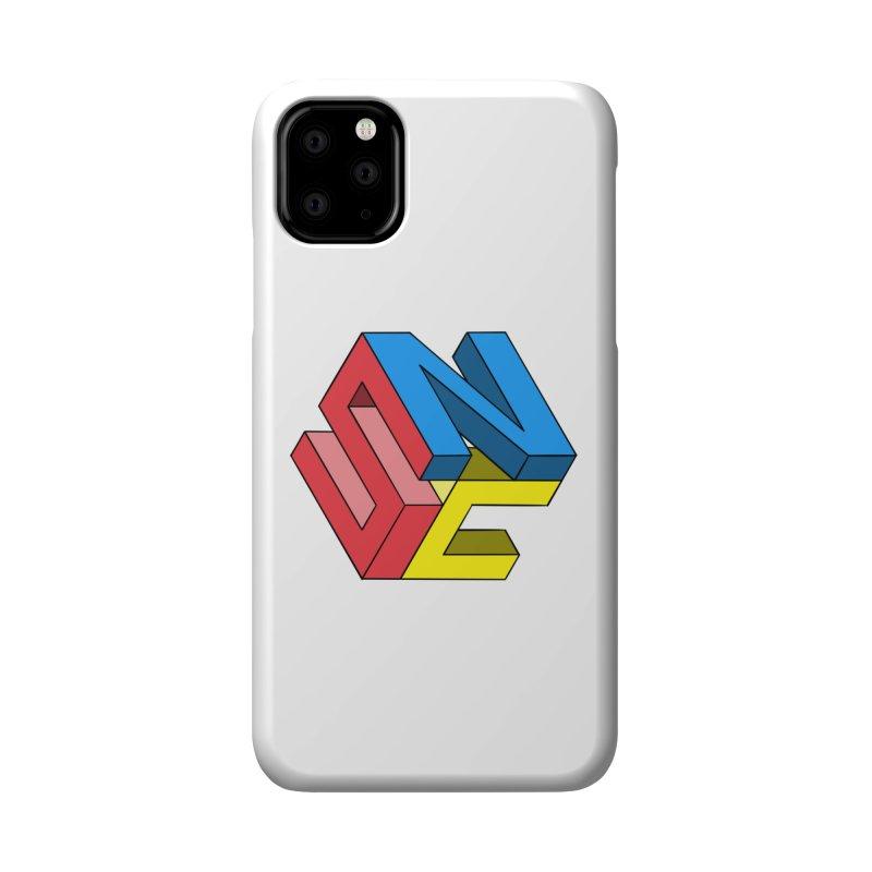 Nintendo Switch Craft 3D Logo Accessories Phone Case by runjumpstomp's Artist Shop