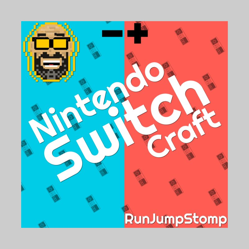 Nintendo Switch Craft Podcast by runjumpstomp's Artist Shop