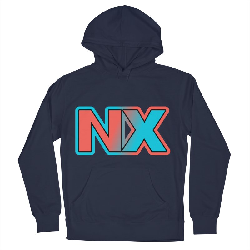 NX Women's French Terry Pullover Hoody by runjumpstomp's Artist Shop