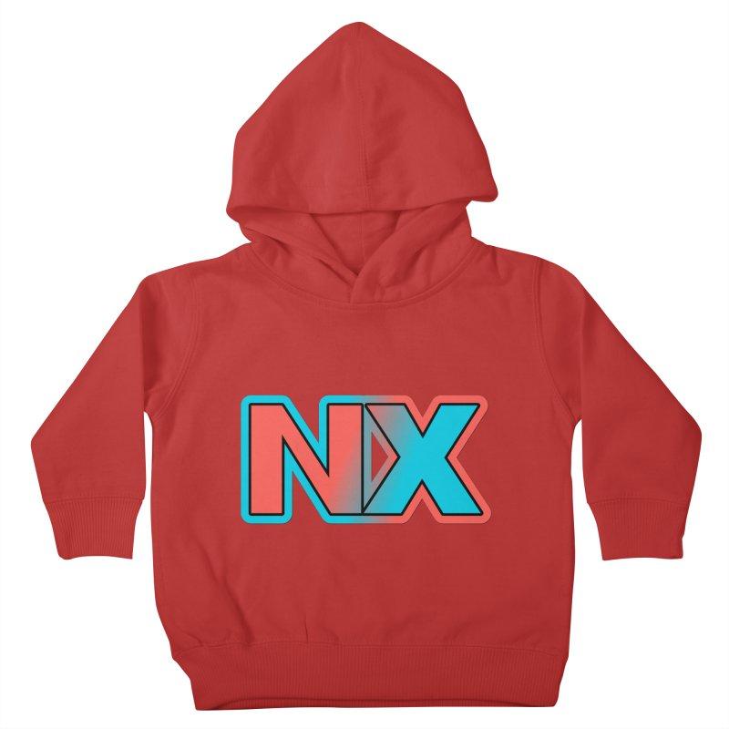 NX Kids Toddler Pullover Hoody by runjumpstomp's Artist Shop