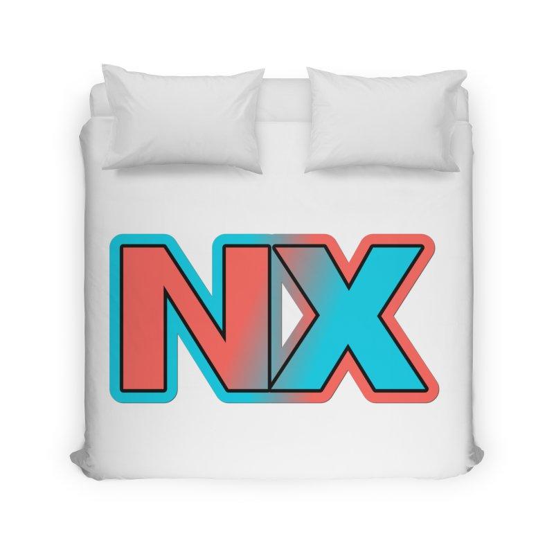 NX Home Duvet by runjumpstomp's Artist Shop