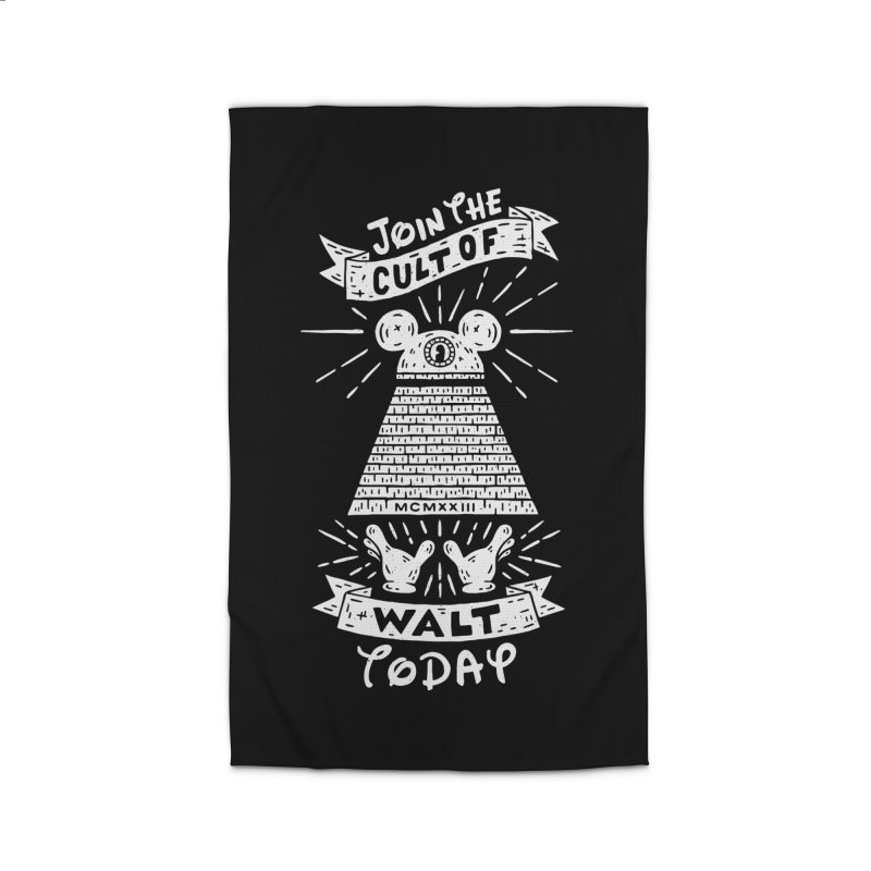 Join The Cult of Walt Today Home Rug by Rupertbeard