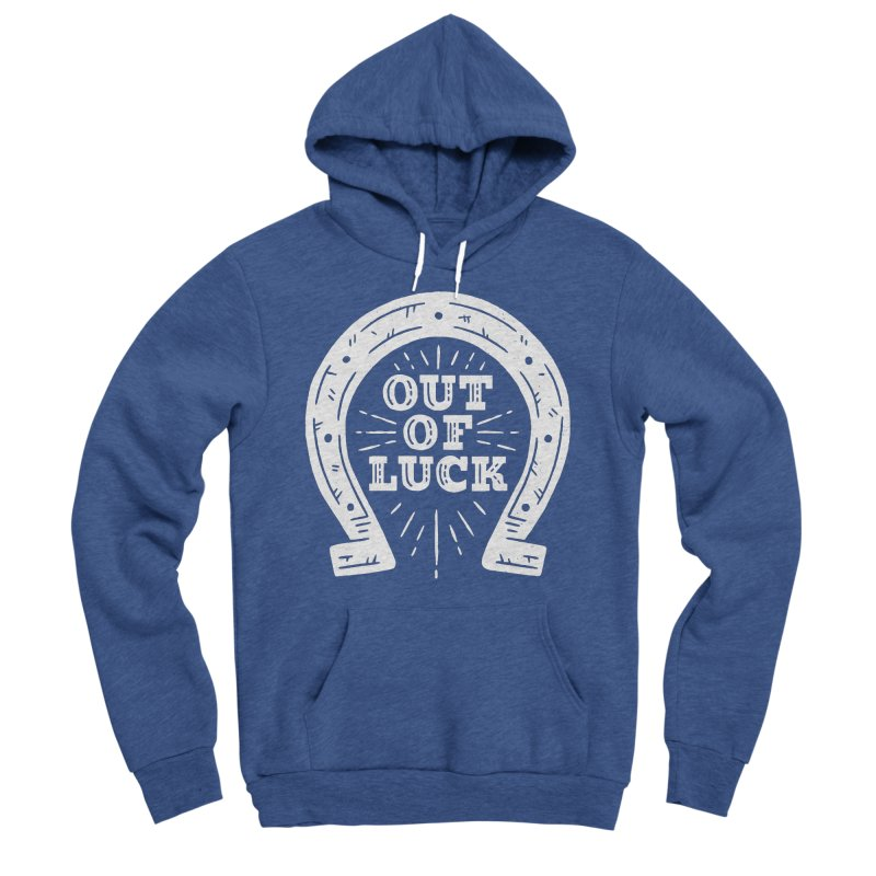 Out Of Luck Men's Pullover Hoody by Rupertbeard
