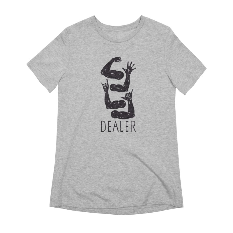 Arms Dealer Women's Extra Soft T-Shirt by Rupertbeard