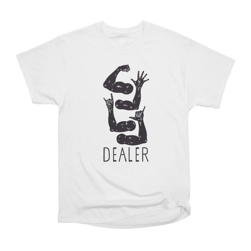 Arms Dealer Women's T-Shirt by Rupertbeard