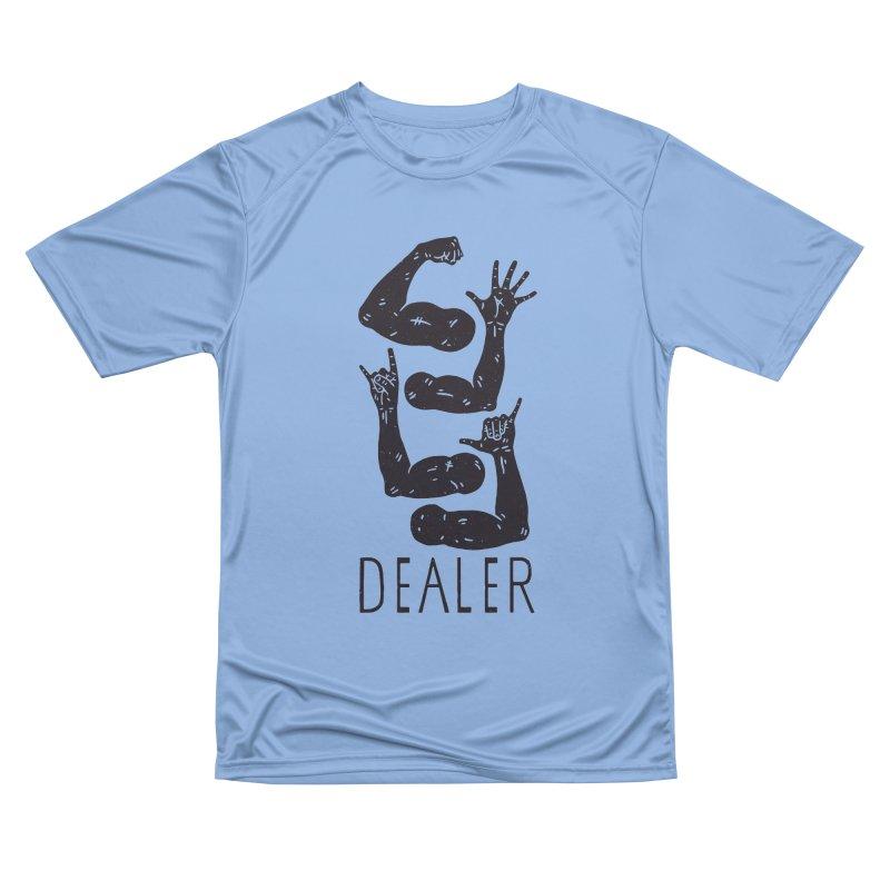 Arms Dealer Men's Performance T-Shirt by Rupertbeard
