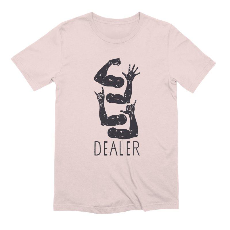 Arms Dealer Men's Extra Soft T-Shirt by Rupertbeard