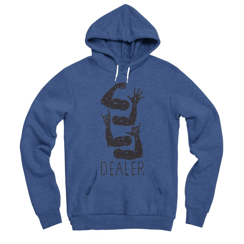 Arms Dealer Women's Sponge Fleece Pullover Hoody by Rupertbeard