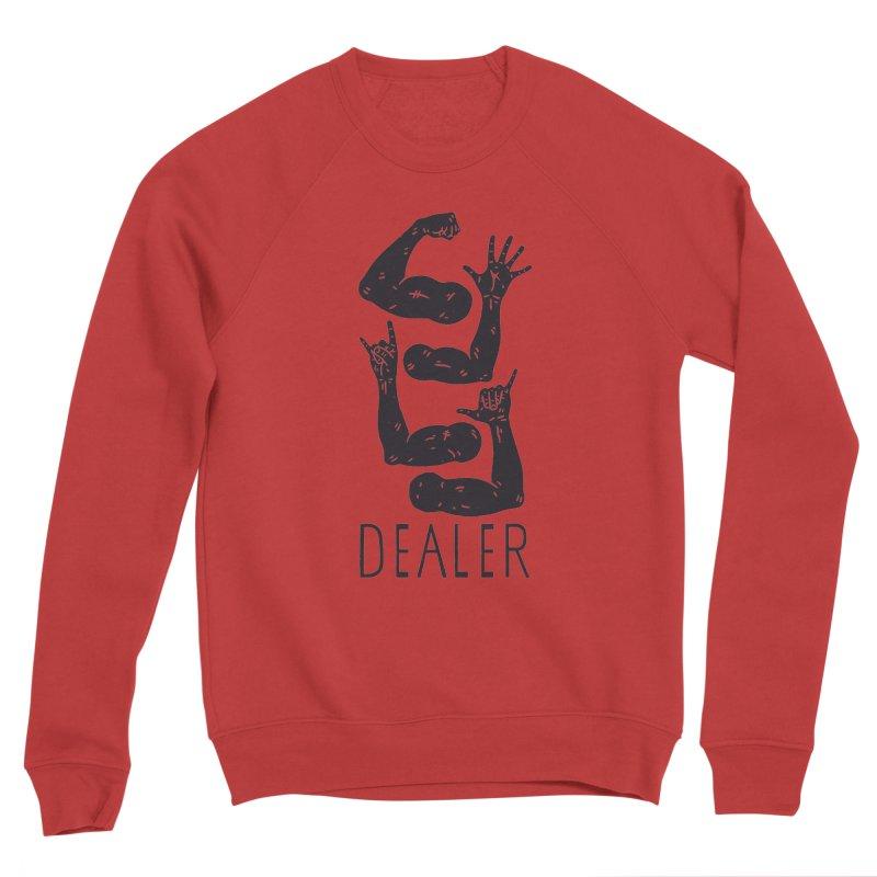 Arms Dealer Women's Sponge Fleece Sweatshirt by Rupertbeard