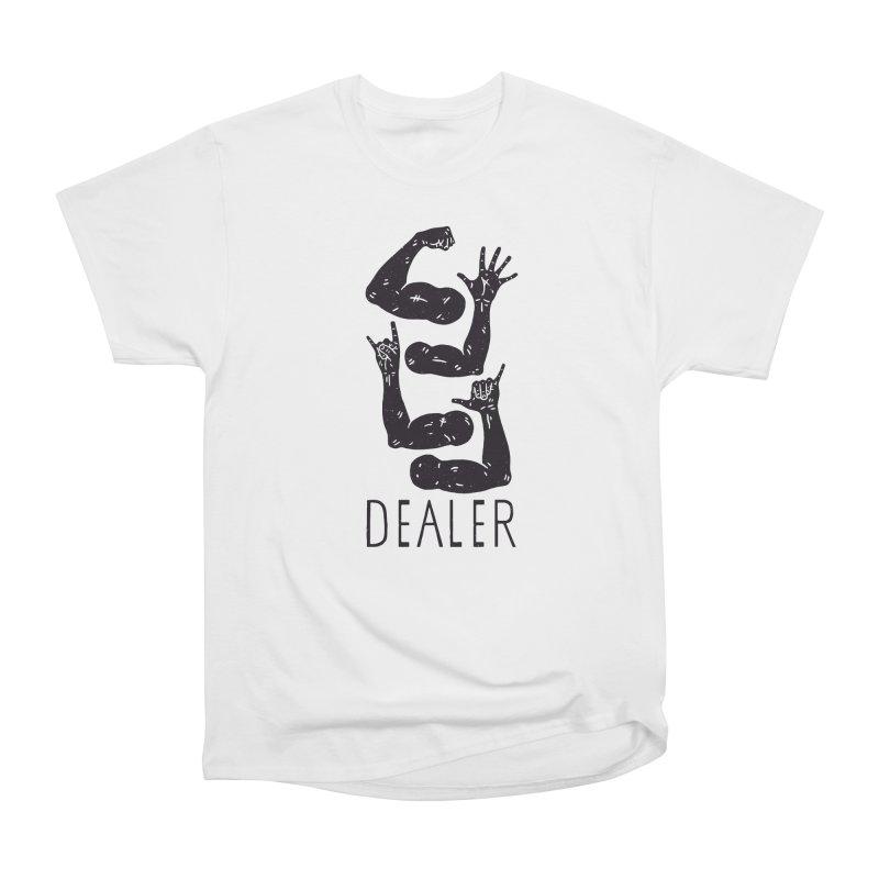 Arms Dealer Women's Heavyweight Unisex T-Shirt by Rupertbeard