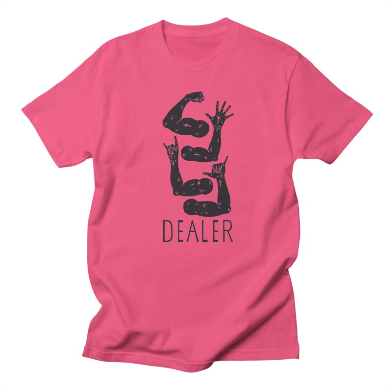 Arms Dealer Men's Regular T-Shirt by Rupertbeard