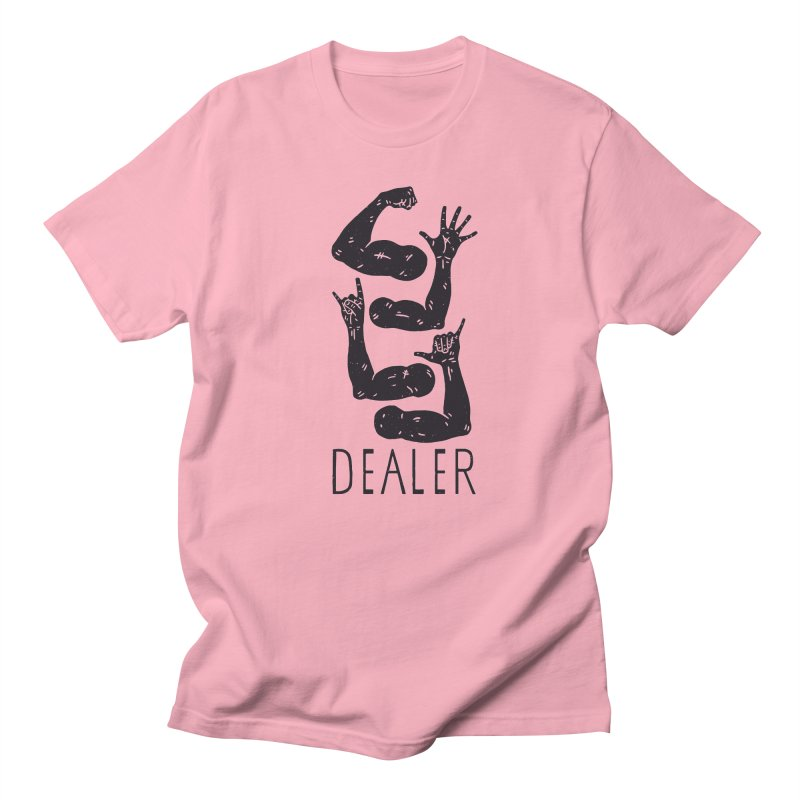 Arms Dealer Men's Regular T-Shirt by Rupertbeard