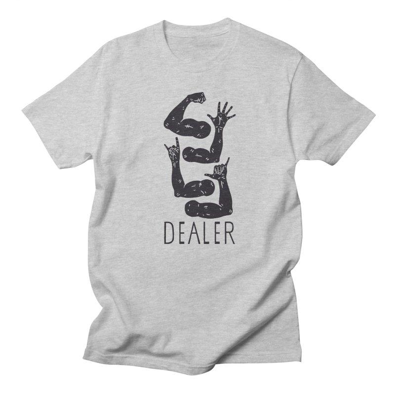 Arms Dealer Women's Regular Unisex T-Shirt by Rupertbeard