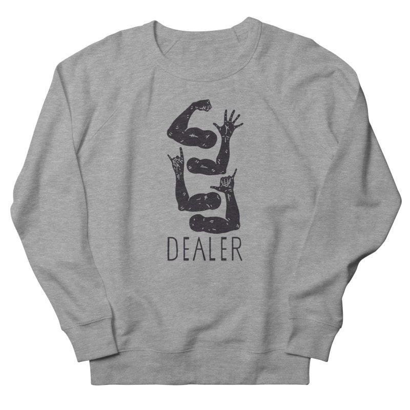 Arms Dealer Men's French Terry Sweatshirt by Rupertbeard
