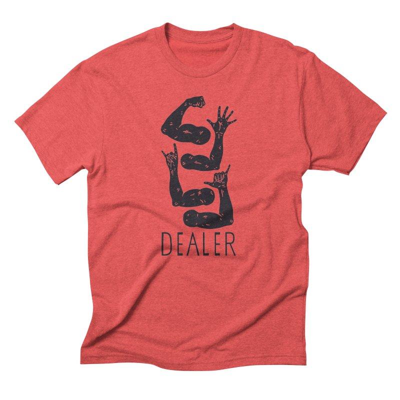 Arms Dealer Men's Triblend T-Shirt by Rupertbeard