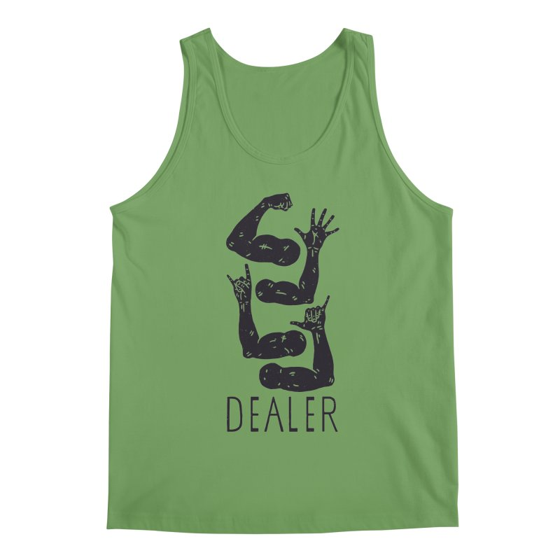 Arms Dealer Men's Tank by Rupertbeard