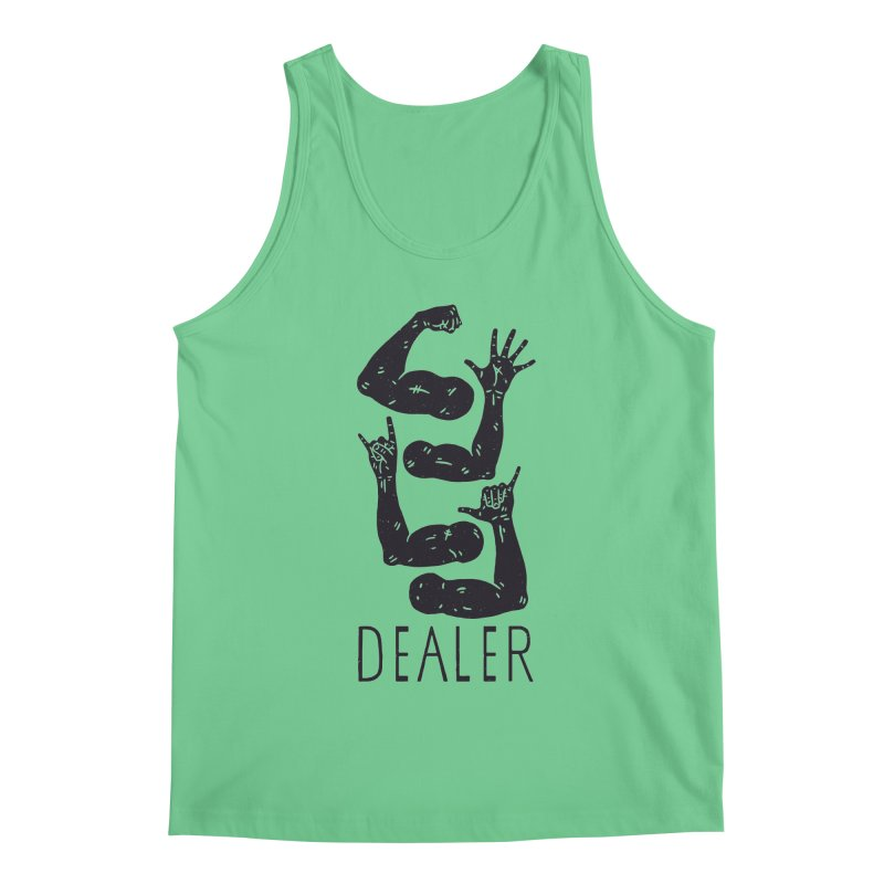Arms Dealer Men's Regular Tank by Rupertbeard