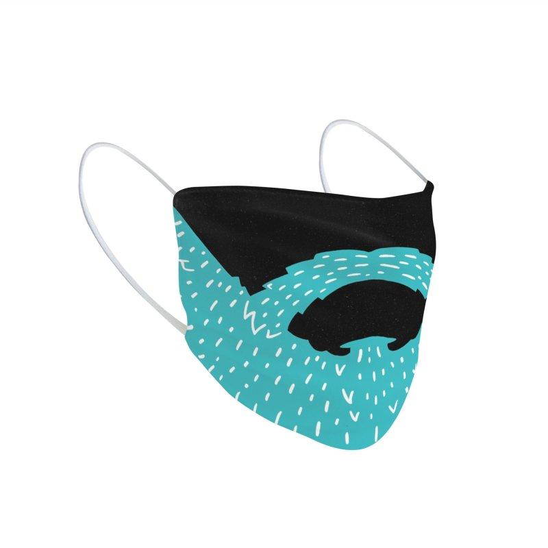 Beardy Beard Mask Accessories Face Mask by Rupertbeard