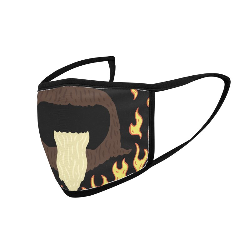 Cool GUY Mask Accessories Face Mask by Rupertbeard