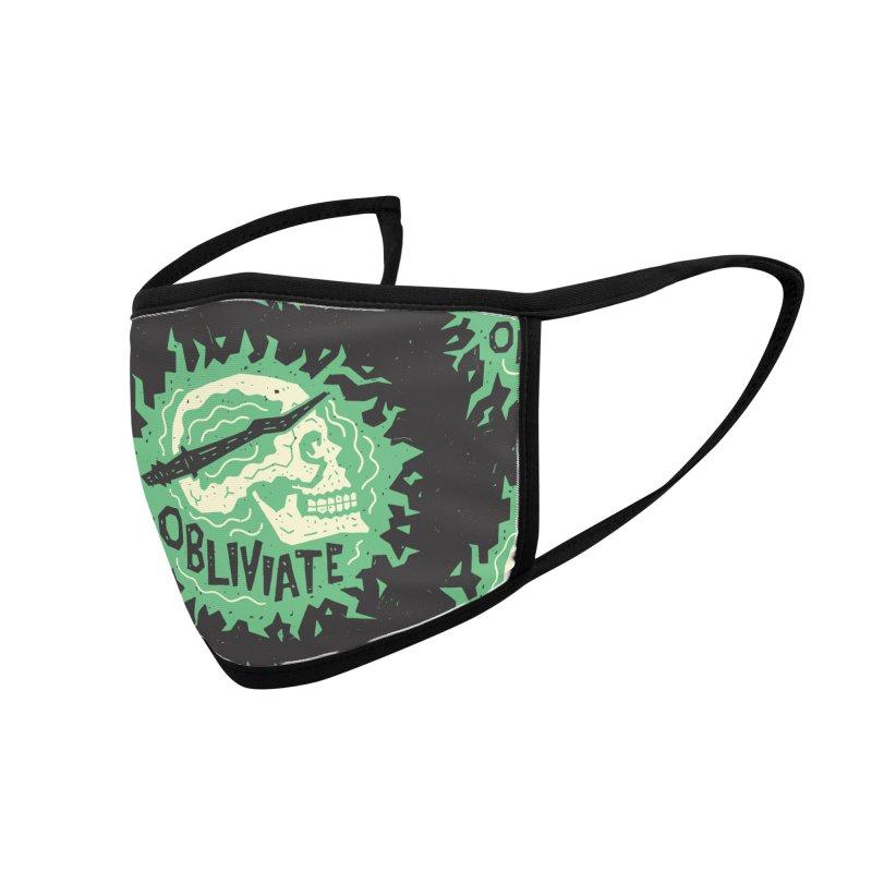 Obliviate Accessories Face Mask by Rupertbeard