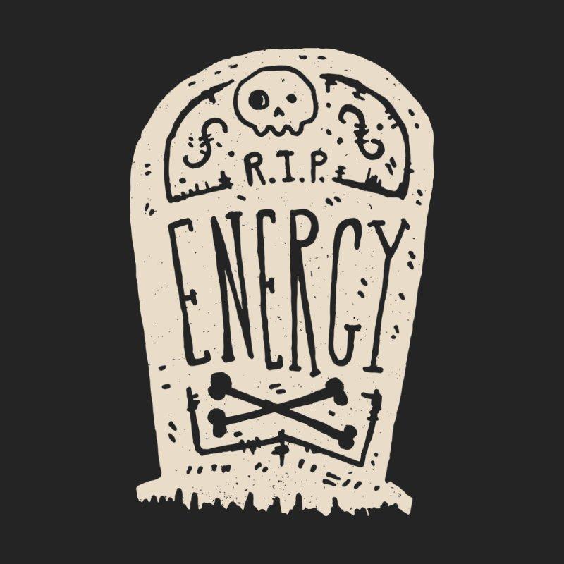 R.I.P. Energy  by Rupertbeard