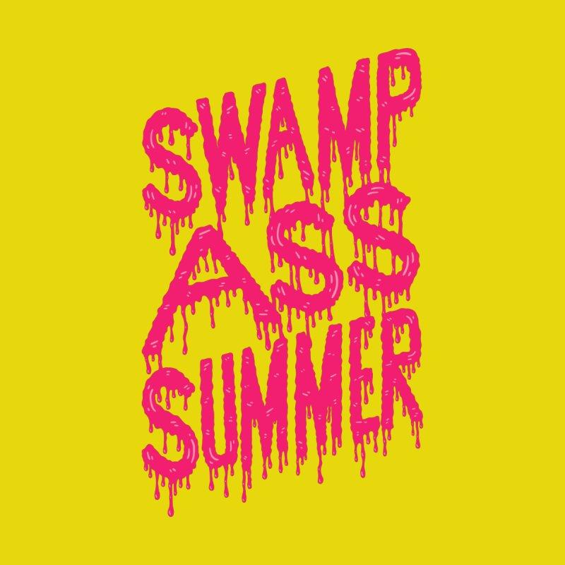 Swamp Ass Summer Men's T-Shirt by Rupertbeard