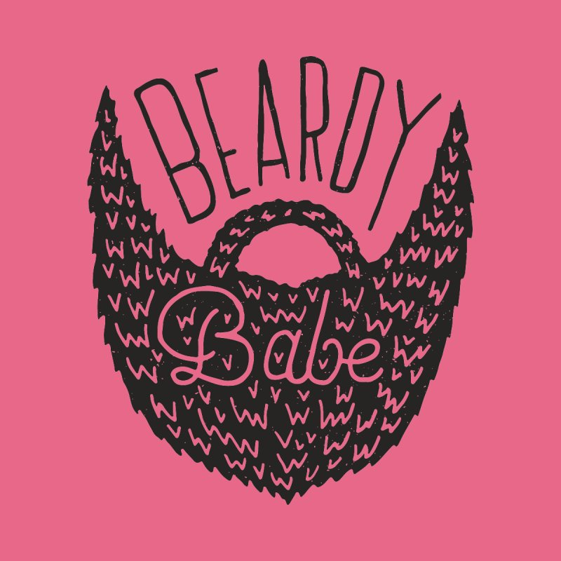 Beardy Babe by Rupertbeard