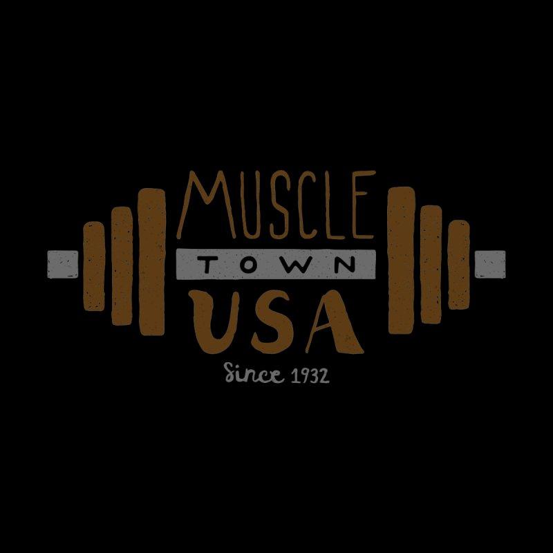 Muscletown USA  by Rupertbeard