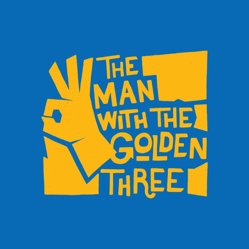 The Man With The Golden Three by Rupertbeard