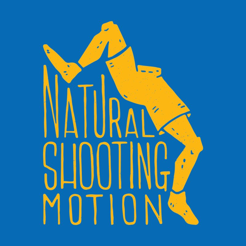 NATURAL SHOOTING MOTION by Rupertbeard
