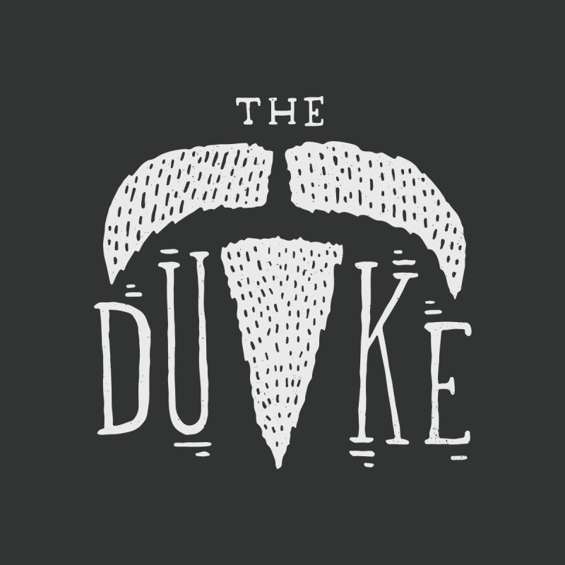 The Duke Men's T-Shirt by Rupertbeard