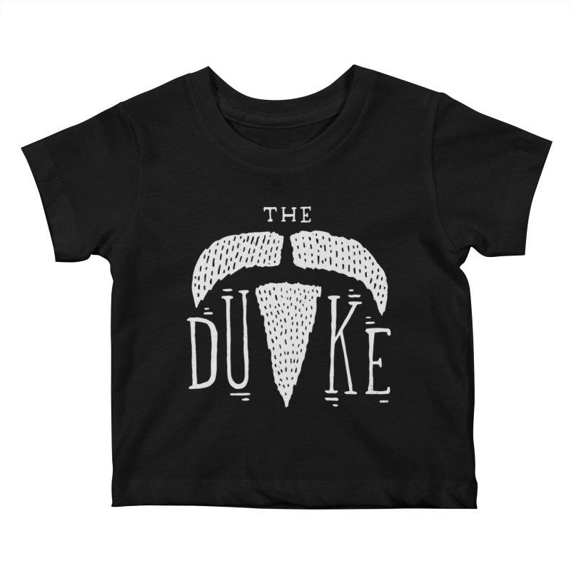 The Duke Kids Baby T-Shirt by Rupertbeard